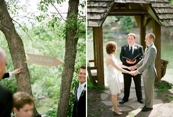 Central Park Wedding Ideas