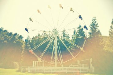 Ferris Wheel Wedding