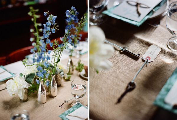 Key Wedding Ideas