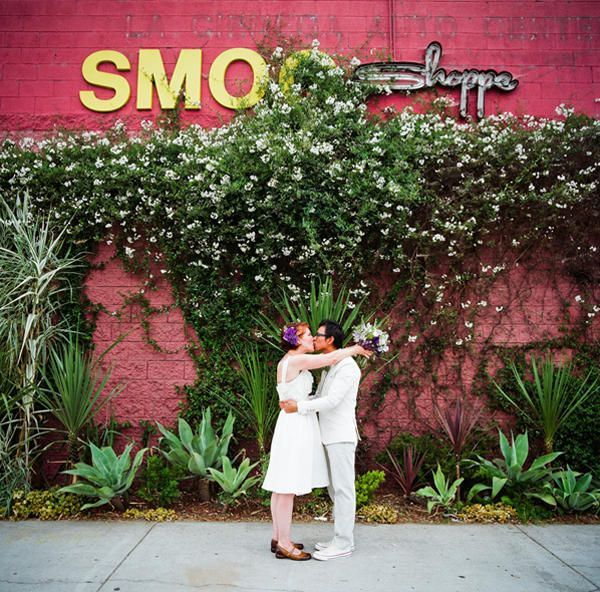 Smog Shopp Wedding
