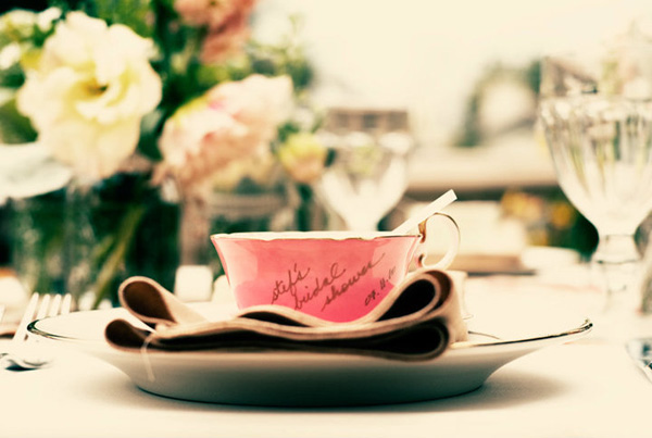 Teacup Wedding Ideas