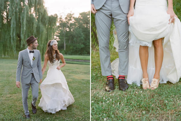 An Elegant Farm Wedding II