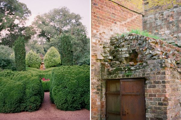 Barnsley Gardens Wedding Ideas