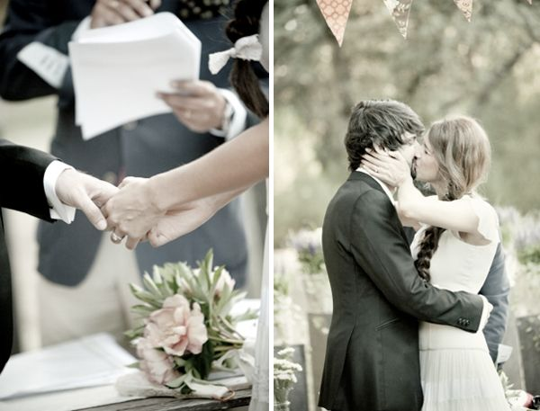 Diy Spanish Wedding Ceremony