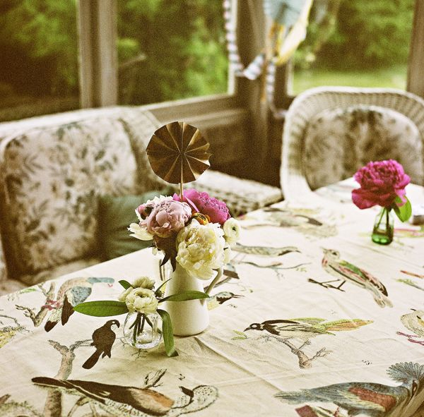 Diy Centerpieces For Weddings: A DIY Wedding At Home II