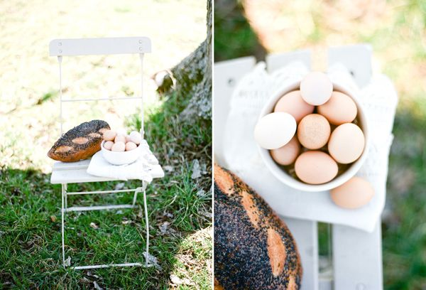 Egg Wedding Ideas