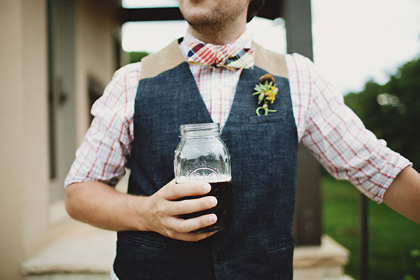 Rustic Colorado Mason Jar Wedding Ideas