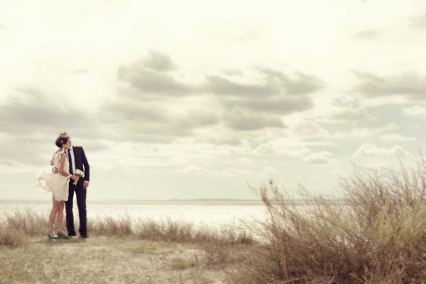 Seaside Swedish Wedding