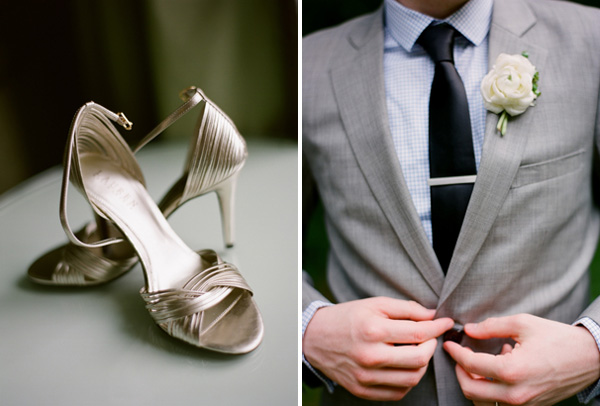 silver-wedding-shoes