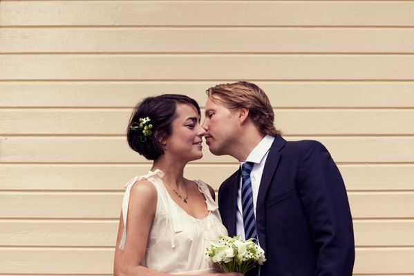 Simple Swedish Wedding