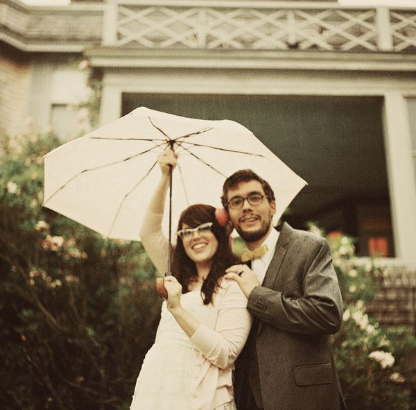 Umbrella Wedding Ideas