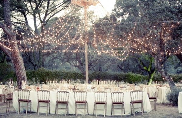 Wedding Light Canopy