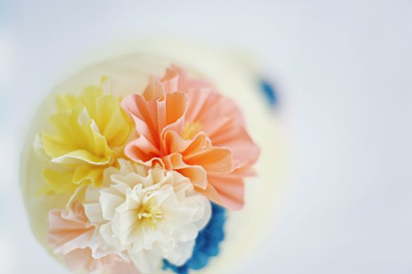 Crepe Paper Flower Ideas