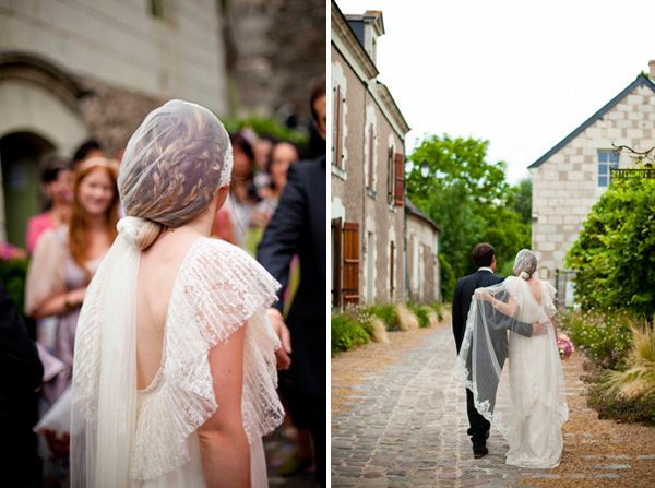 Whimsical French Wedding
