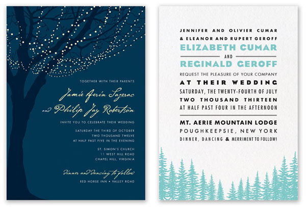 Printable Press Wedding Invites2
