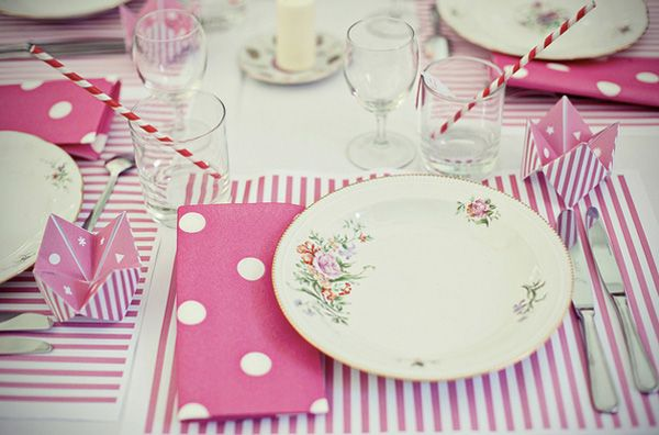 Stripe Wedding Ideas