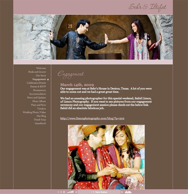 Free designs and templates | indian wedding websites | myshaadi. In.
