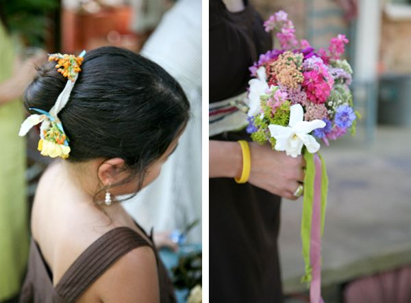 Diy Flower Girl Ideas