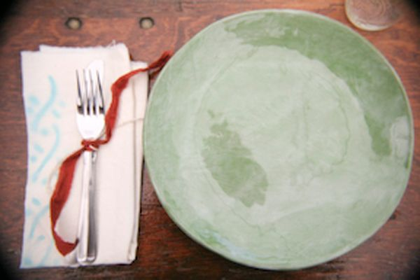 Diy Place Setting Ideas