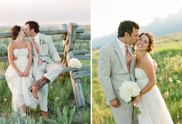 Jackson Hole Wedding Photography