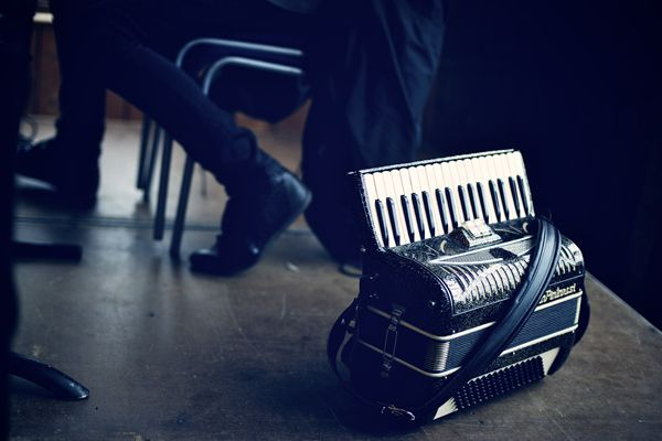 Wedding Accordian