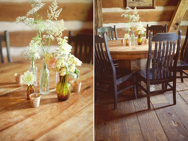 Farm Wedding Decor
