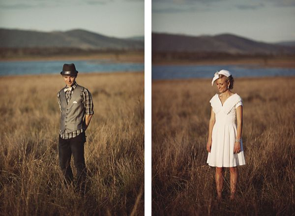 Australian Countryside Wedding III