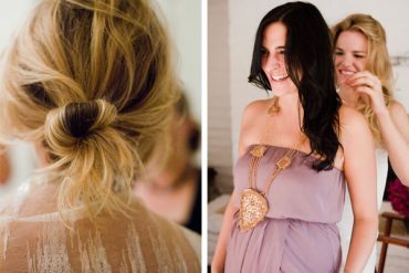 Organic Wedding Hair
