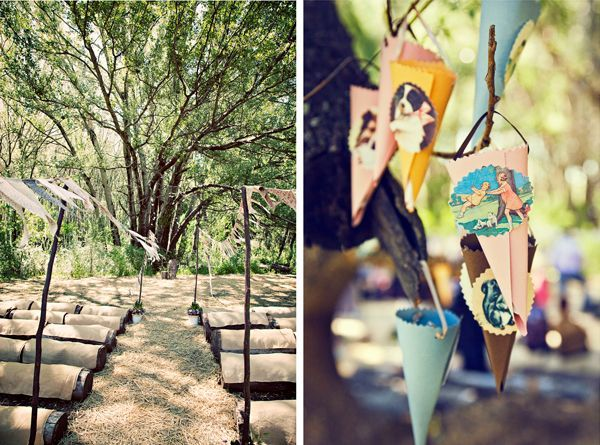 Whimsical South African Wedding