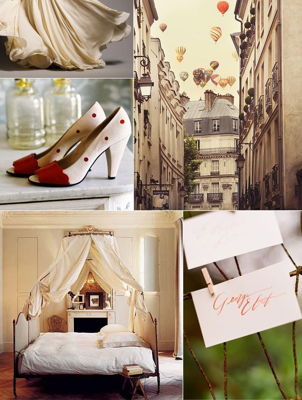 Inspiration: Classic and Romantic