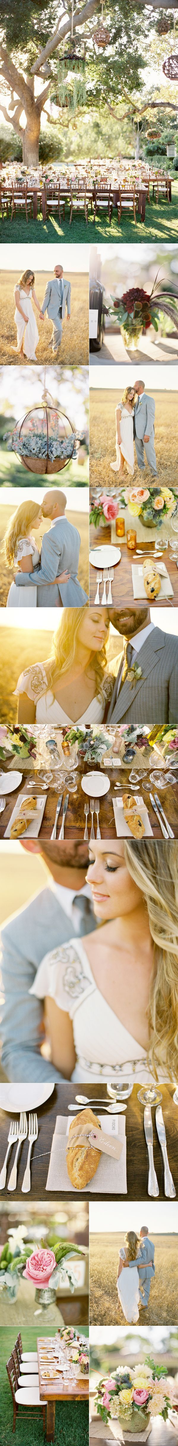 Santa Ynez Vineyard Wedding III