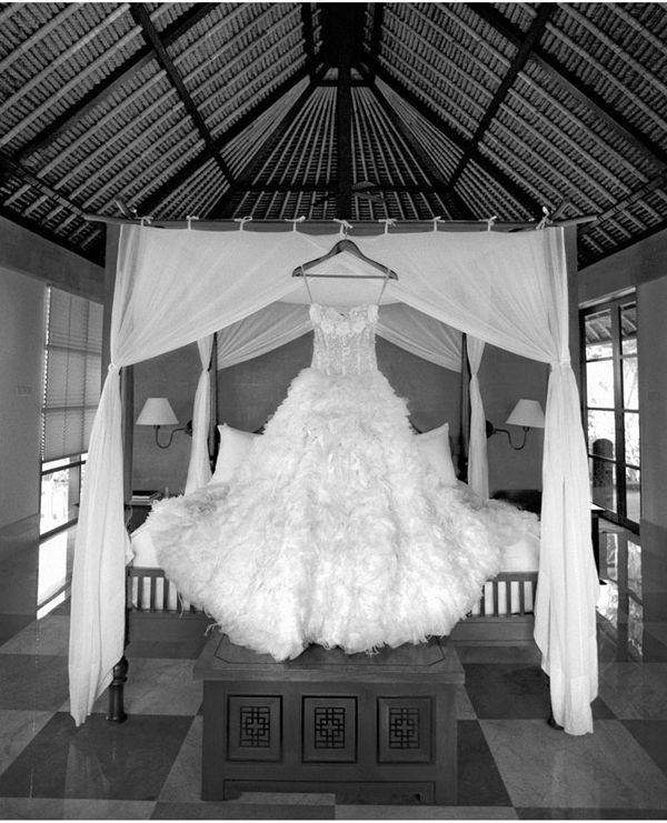 Bali Wedding Dress