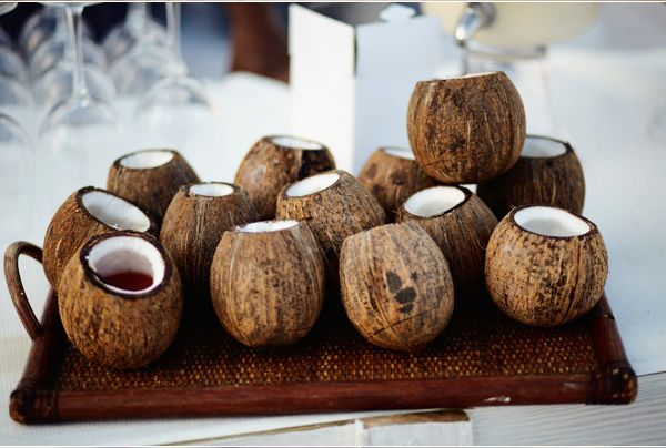 Coconuts Brown Drinks