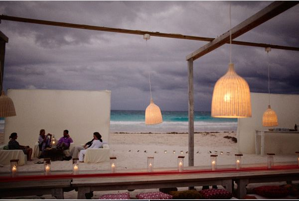 Lighting Reception Beach