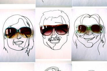 Sunglasses On Faces