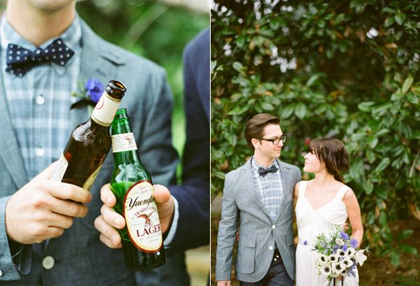 Denim Groom Beer