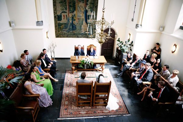 European Legal Wedding