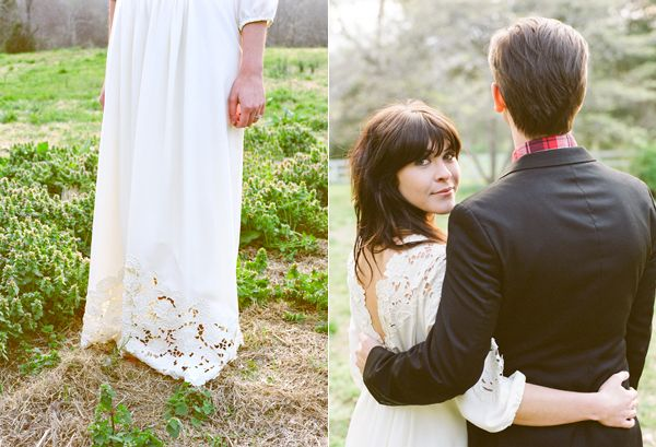 INSPIRATION: A Denim Wedding II