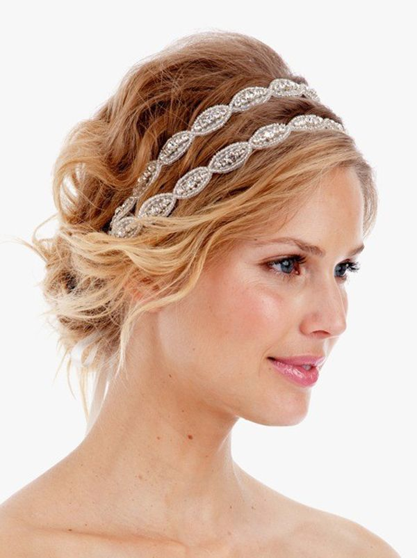 hairband on hair 40 Gorgeous Easy Hairstyles For Long Hair
