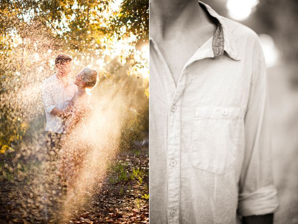 Summer Engagement Portraits