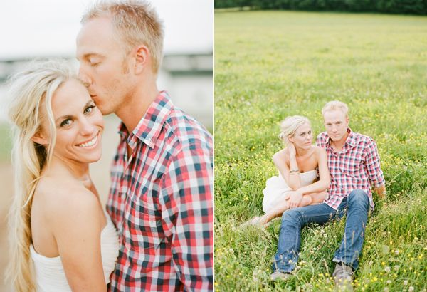Beautiful Engagemnet Pictures