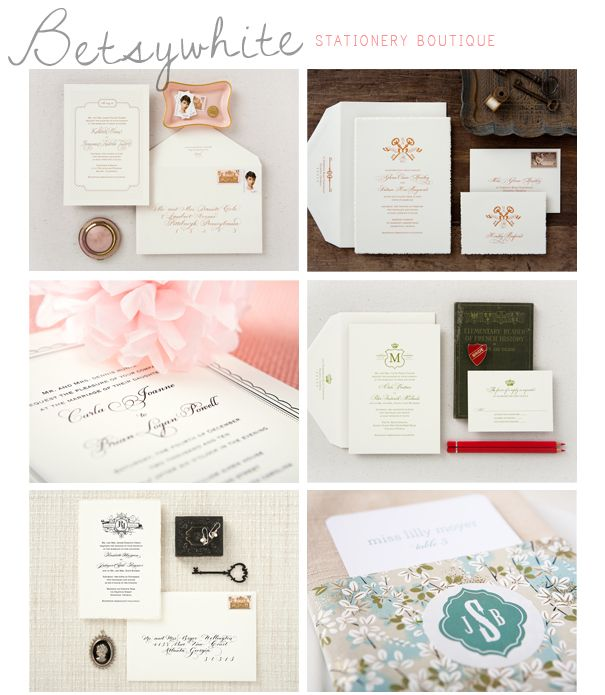 Betsywhite Stationery 1