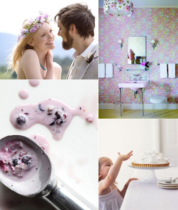 INSPIRATION: Sweet as Ice Cream