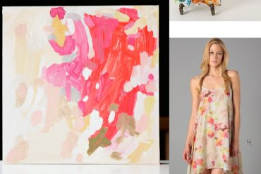 Painterly Wedding Party Round Up