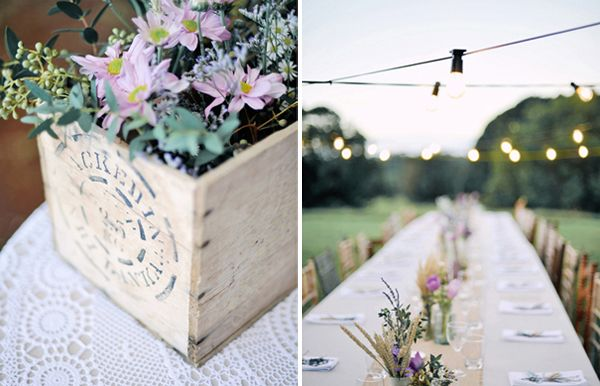 Purple Wedding Flower Ideas