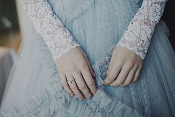 Bride Lace Sleeves