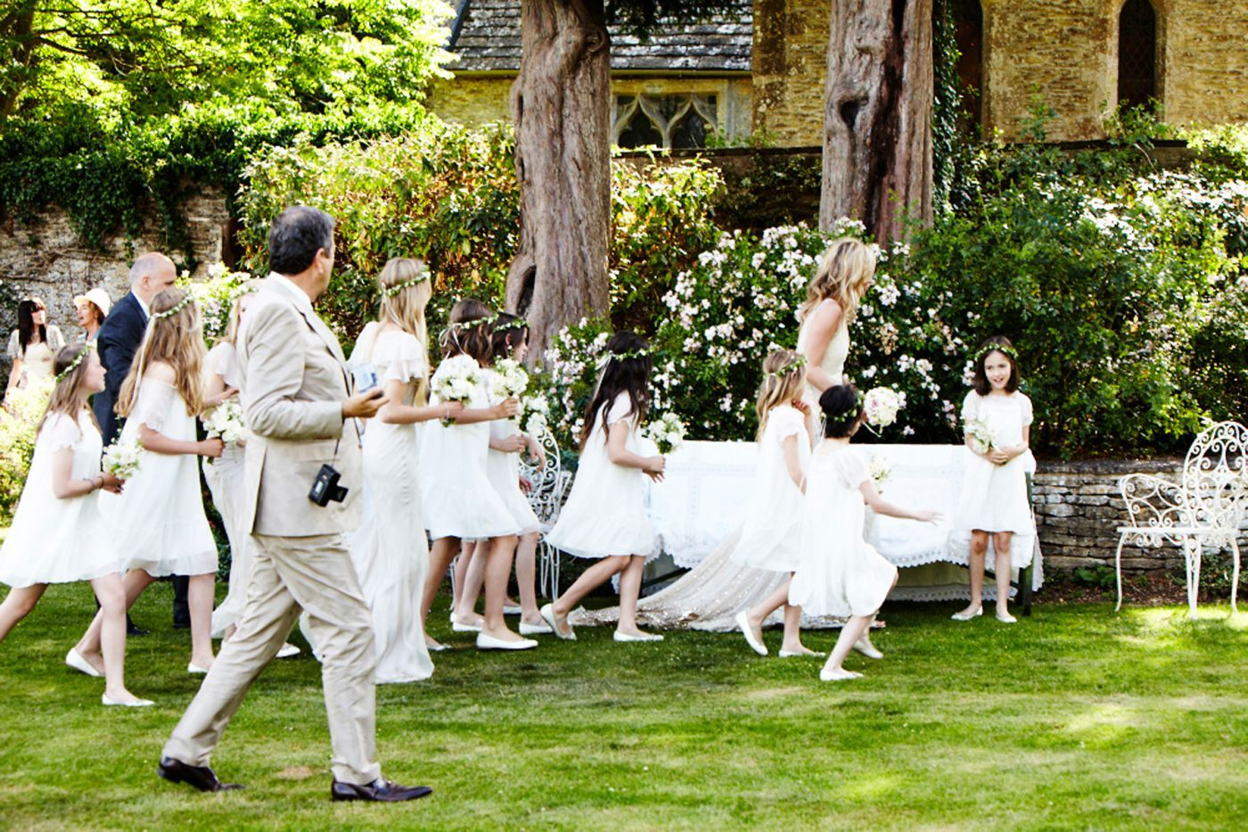 Outtakes Kate Moss Wedding