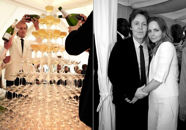 Paul Stella Mccartney Kate Moss Wedding