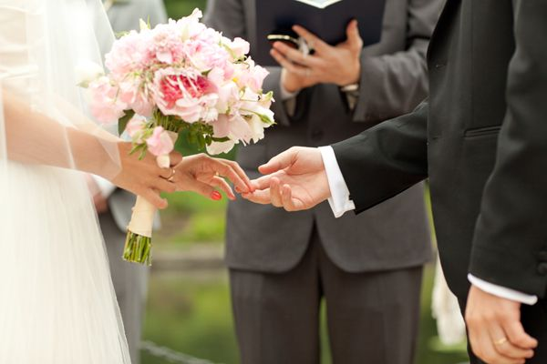 Sweet Touch Hands Ceremony