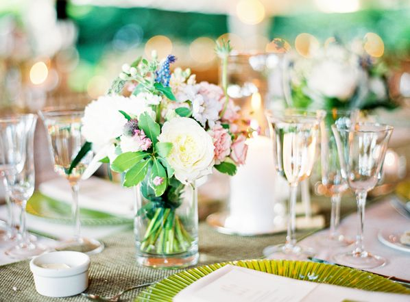 Unique Green Wedding Ideas